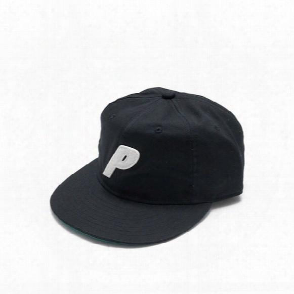 Wholesale Brand New High Quality Palace Cap Black Dark Blue Strapback Black And Dark Blue , Hip-hop Snapback Baseball Hat