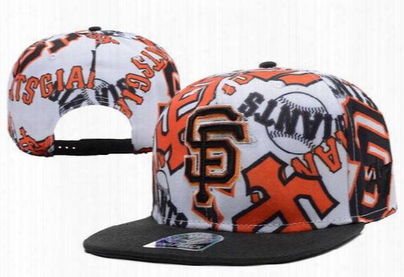 Wholesale New San Francisco Snapback Caps For Men And Women Baseball Caps Sports Fashion Basketball Hats Giants Snapbacks Caps Free Shipping