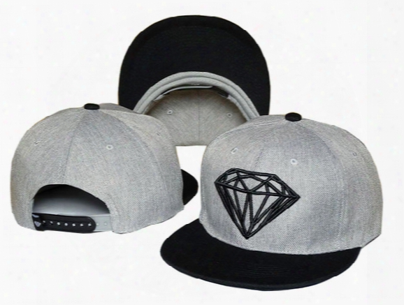 Wholesale Sport Hat Snapback Diamond Snapbacks Baseball Caps Unisex Basketball Football Mdns Caps Scott Hats Diamond Caps Mdns Hats