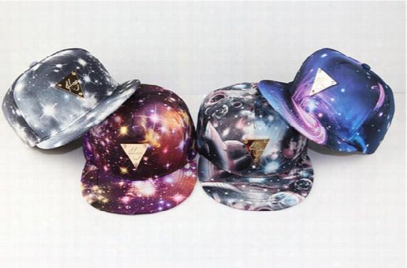 Woman Hater Snapback Hat Galaxy Star Sky Baseball Cap Dream Bone Gorras Space Pattern Print Snapback Unisex Hip Hop Peak Hats Casquette