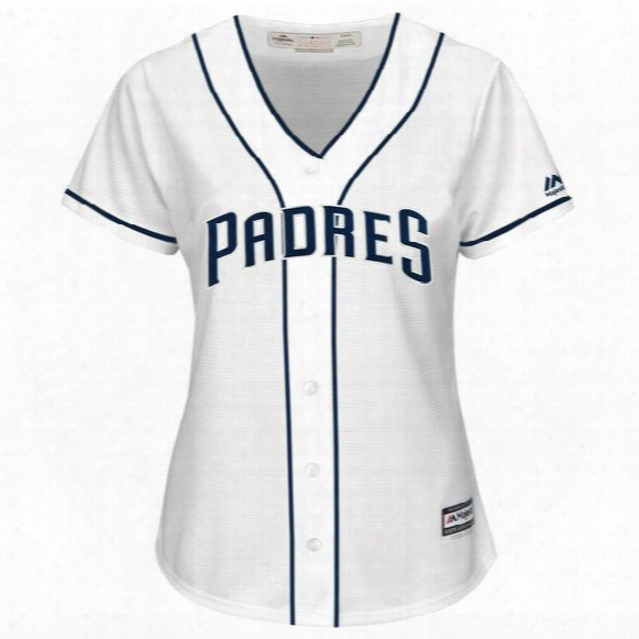 Women #4 Wil Myers Jersey 2017 San Diego Padres Jersey Wil Myers Cool Base All Stitched Embroidery Baseball Jersey