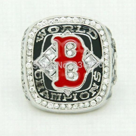 2004 Boston Red Sox Major League Baseball Championship Ring