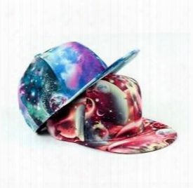 2014 Hot New Galaxy Snapback Style Hats Adjustable Baseball Hip-hop Cap