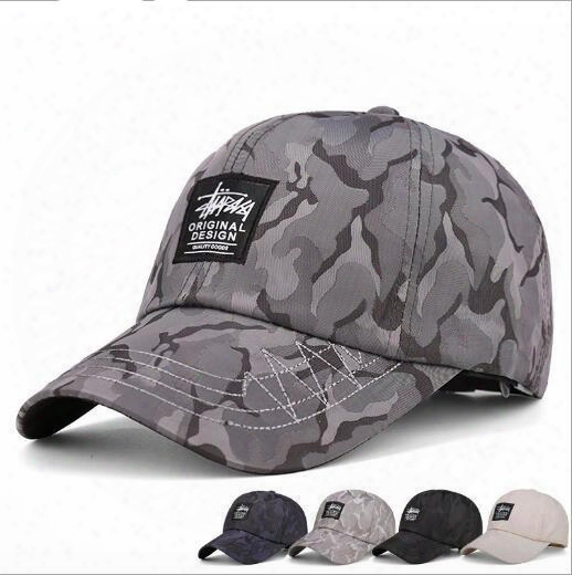 2017 New Four Seasons Men's Baseball Cap Summe Cap Snack Leisure Outdoor Quick-moving Sports Hat Sunscreen Sunscreen Wholesale