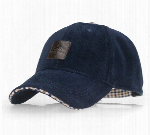 Aubreyrene High Quality Updated Fashion Design Baseball Cap Hat Casquette Cap For Men Polo 4 Colors Choice
