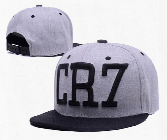 Brand Cr7 Caps Baseball Hip Hop Sports Bboy Snapback Basketball Hats Bone Casquette Men Ggorras Cr7 Caps