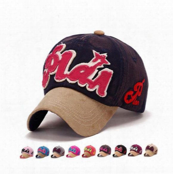Brand New New Deer Kipper Baseball Cap Outdoor Wash To Do The Old Sun Hat Male Lady Cotton Hat M085 With Box