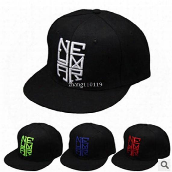 Brand Snapback Caps Neymar Jr Njr Brazil Brasil Baseball Caps Hip Hop Sports Snapback Cap Hat Chapeu Gorras Masculino Men Women Adjustable