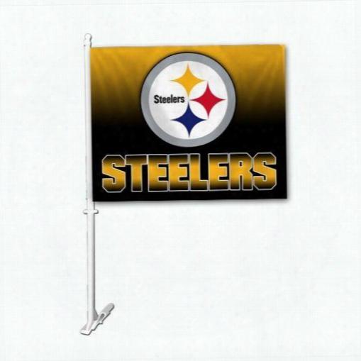 Football Pittsburgh Team Helmet Skyline Car Indoor Outdoor Flag Usa Hockey College Baseball Baseketball Team Flag Custom Any Flag
