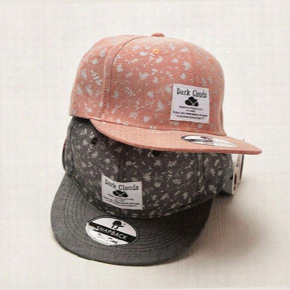 Han Edition Baseball Cap Cap, Leisure Hat Female Summer Joker Youth Travel Is Prevented Bask In Hat Hip-hop Cap