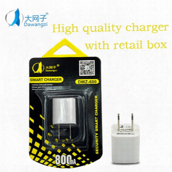 Metal Dual Usb Wall Us Plug 800ma Ac Power Adapter Wall Charger Plug 2 Port For Samsung Galaxy Note Lg Tablet Ipad
