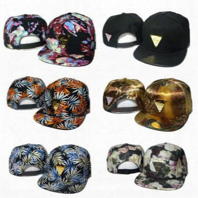 New Haters Snapbacks Galaxy Hats Caps Hater Men Women Gold Snapback Hat Metal Logo Leopard Yellow Mix Baseball Snap Back Cheap Sale