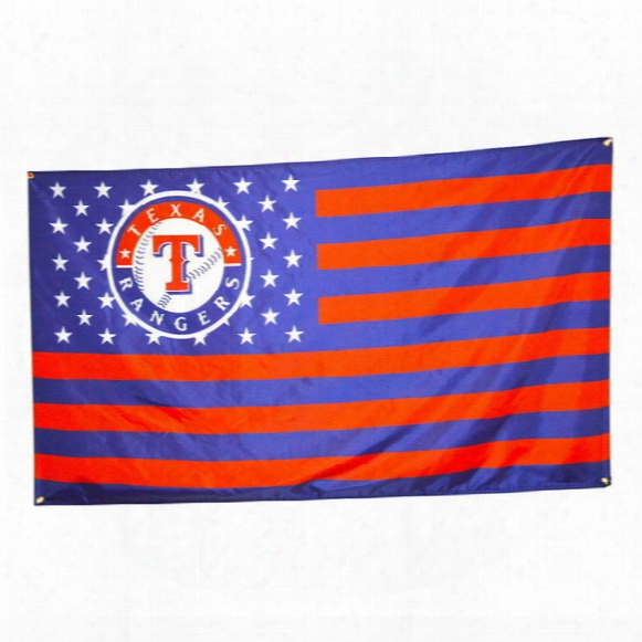 Texas Rangers Flag All Baseball Team Flag Fan Club Banner Party Celebration Banner Champion Polyester Banner Flags 3x5 Feet Wholesale