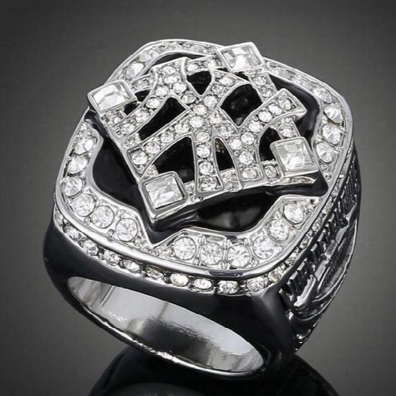 World Champion Replica Ring 2009 Baseball Yankees Super Bowl Championship Ring