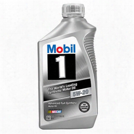 5w-20 Fully Synthetic Motor Oil (1 Quart)