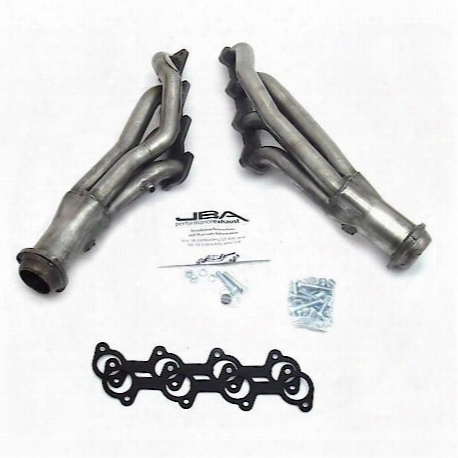 "6632s 1 5/8"" Header Long Tube Stainless Steel 96-04 Mustang Gt"