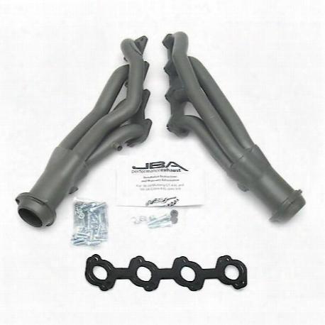 """6632sjt 1 5/8"""" Header Long Tube Stainless Steel 96-04 Mustang Gt Titanium Ceramic"""