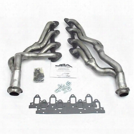 "6655s 1 3/4"" Header Long Tube Stainless Steel 67-70 Mustang 390/427/428 Cobra Jet"