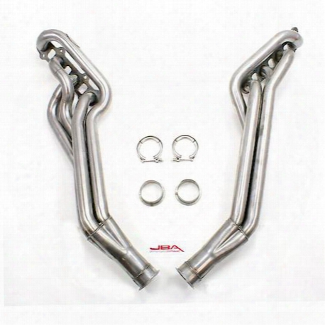 "6685s 1 7/8"" Header Long Tube Stainless Steel 2011-14 Mustang 5.0"