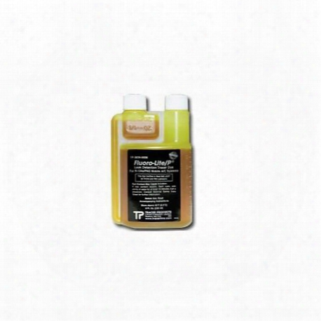 8 Oz. Bottle Fluoro-lite R-134a/pag Air Conditioning Dye