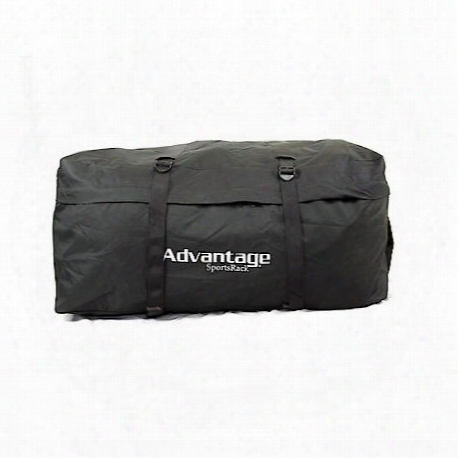 Advantage Sportsrack Soft Top Weather Resistant Roof Top Cargo Bag 15 Cu. Ft