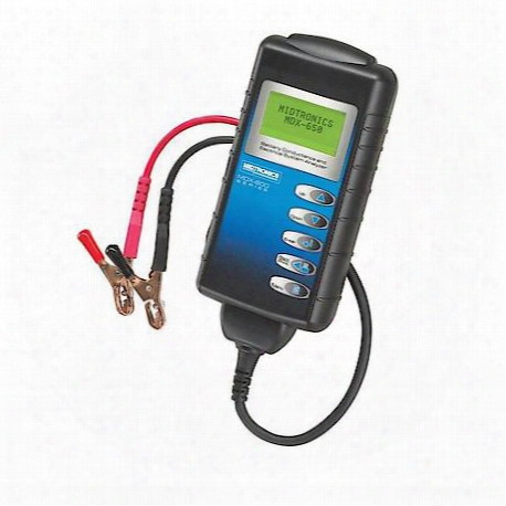 Battery And Electrical System Analyzer