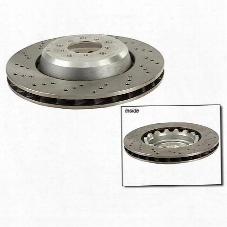 Brake Disc, Coated