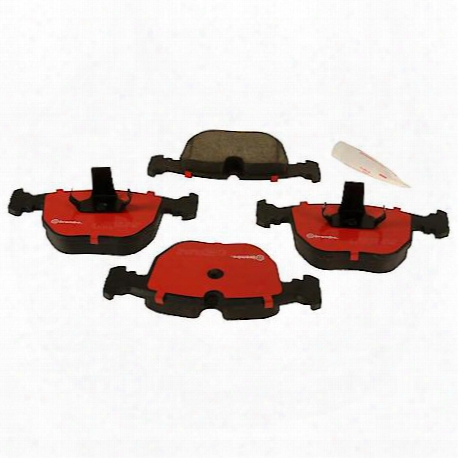 Brake Pad Set, With Shims
