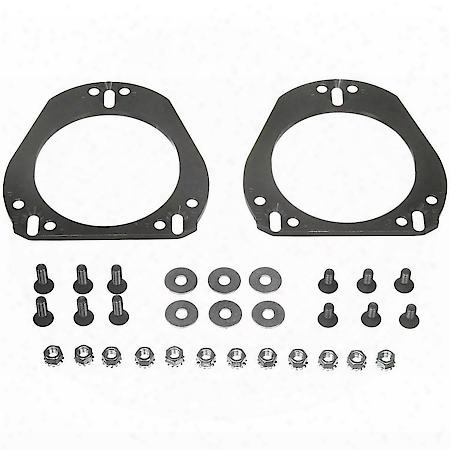 Camber Plate Kit