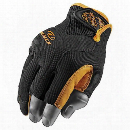 Cg Framer Glove Black Xx-large