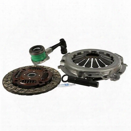 Clutch Kit, Includes Slave Cylinder
