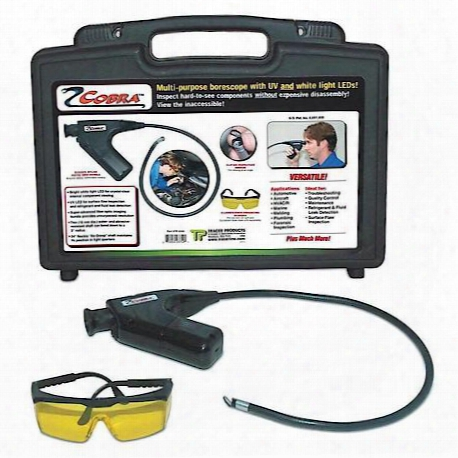 Cobra Multi-purpose Borescope Uv/white Leds