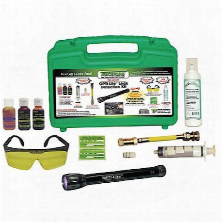 Complete A/c And Fluid Leak Detection Starter Kit