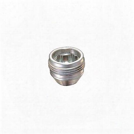 Cone Seat- Under Hub Cap Wheel Lock Set (m14 X 1.5 Thread Size) - Set Of 5 Locks And 1 Key