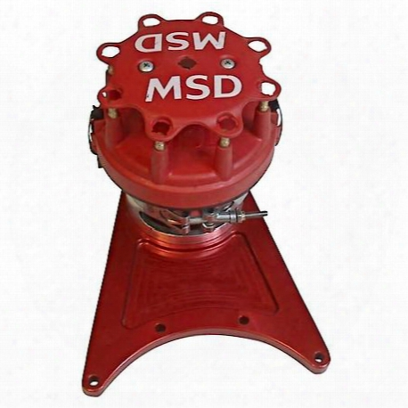 Distributor, Gm Big Block, Front Drive With Standard Ford Cap