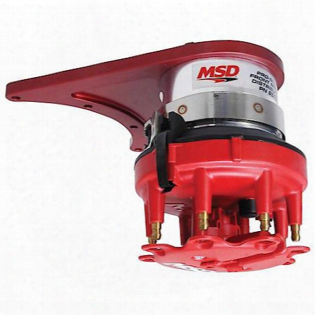 Distributor, Gm Small Block, Face Drive With Standard Ford Cap