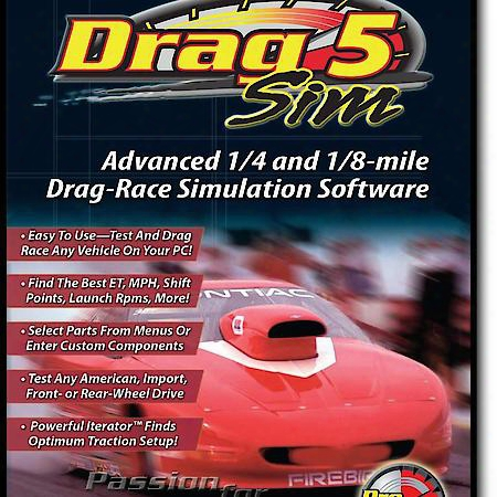 Dragsim5 Software