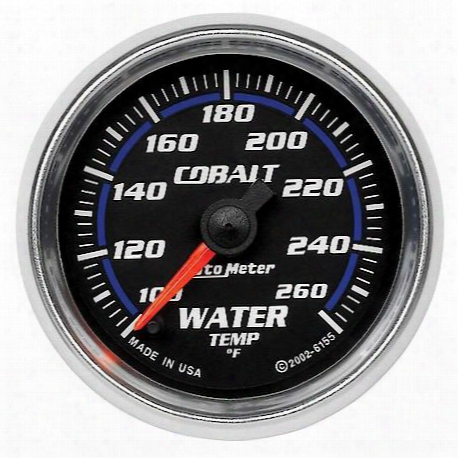 Electric Water Temperature Gauge