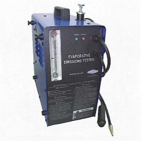Evap Diagnostic Smoke Machine