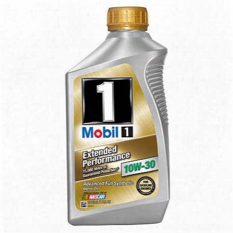 Extended Performance 10w-30 Fully Synthetic Motor Oil (1 Quart)