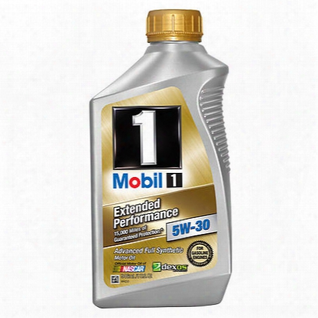 Extended Performance 5w-30 Fully Synthetic Motor Oil (1 Quart)