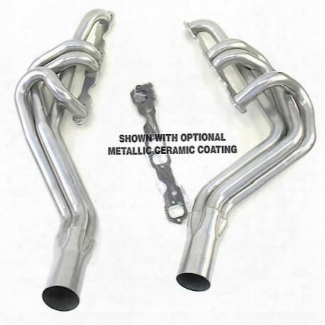 "H8045 1 3/4"" Circle Track Header Chevrolet Late Model Small Block Chevrolet Raw"