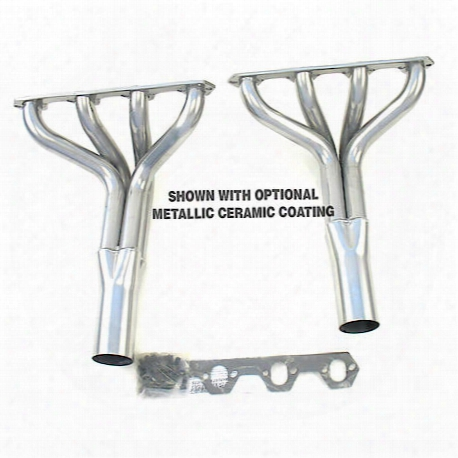 """H8423 1 5/8"""" Circumference Track Header Ford Imca Small Block Ford Raw"""