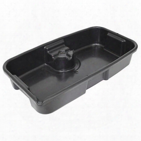 Less Mess Oil Drain Pan