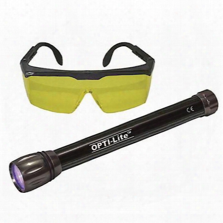 Opti-lite Cordless, Economy 6-led Leak Detection Flashlight