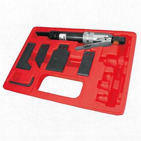 Pneumatic Scraper Kit