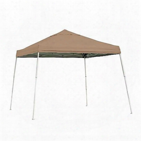 Pop-up Canopy 10'x10' Sport Slant-leg, Desert Bronze Cover