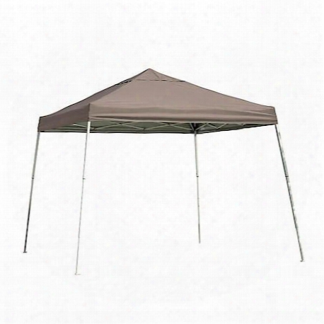 Pop-up Canopy 12'x12' Sport Slant-leg, Desert Bronze Cover