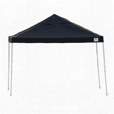 "Pro Series Open Top 12"" X 12"" Black Pop-up"