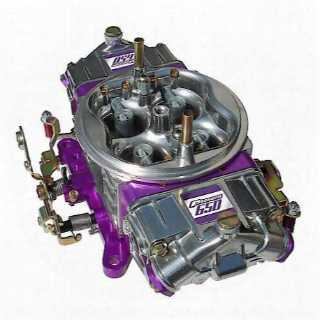 Race Series Carburetor, 650 Cfm, Mechanical Secondary